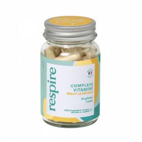 RESPIRE COMPLEXE VITAMINE 30 gélules