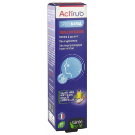 Santé Verte Actirub Spray Nasal 20 ml