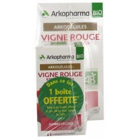 Arkogélules Vigne Rouge Bio 150 Gélules + 45 Gélules Offertes