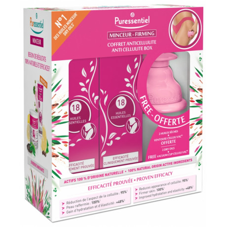 Puressentiel Minceur Coffret Anticellulite