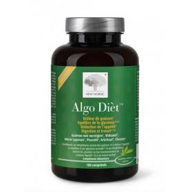 NEW NORDIC Algo Diet 180 comprimés