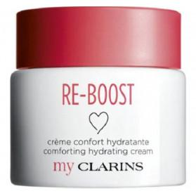 My Clarins RE-BOOST Crème Confort Hydratante Peaux Sèches/Sensibles 50ml