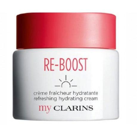 My Clarins RE-BOOST Crème Fraîcheur Hydratante Peaux Normales 50ml