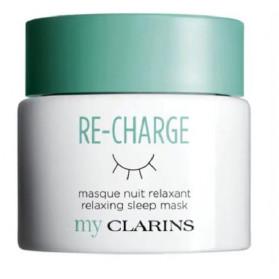 My Clarins RE-CHARGE Masque De Nuit Hydratant Toutes Peaux 50ml