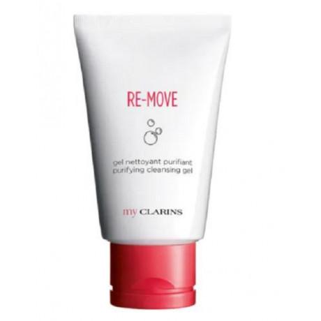 My Clarins RE-MOVE Gel Nettoyant Moussant Purifiant Toutes Peaux 125ml