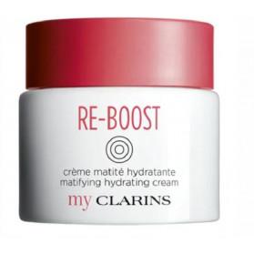 My Clarins RE-BOOST Crème Matité Hydratante Peaux Mixtes À Grasses 50ml