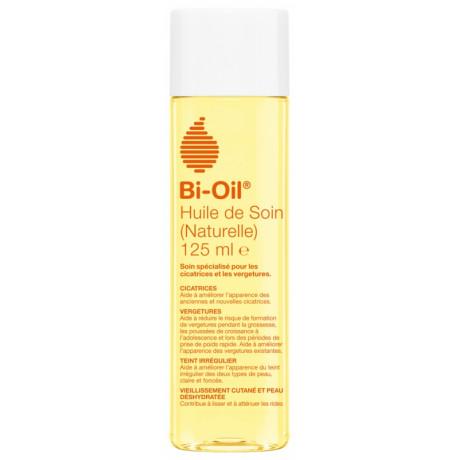 Bi-Oil Huile de Soin (Naturelle) 125 ml