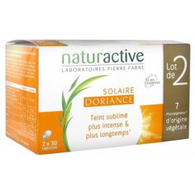 Naturactive Doriance Solaire Lot de 2 x 30 Capsules