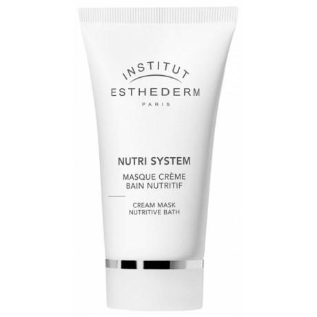 Esthederm Nutri System Masque Crème Bain Nutritif 75 ml