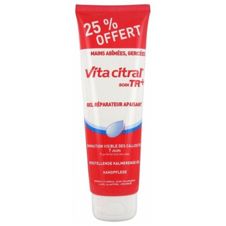 Vita Citral Soin TR+ Gel Réparateur Apaisant 100 ml + 25 ml Offert