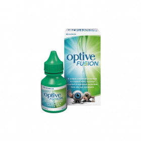 Optive Fusion Solution opthalmique 10ml