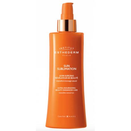 Esthederm Sun Sublimation Soin Surgras Révélateur de Beauté Très Faible Protection 150 ml