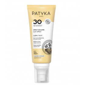 Patyka crème solaire corps SPF30 100ml