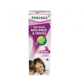Paranix Traitement Anti-Poux et Lentes Spray 100ml
