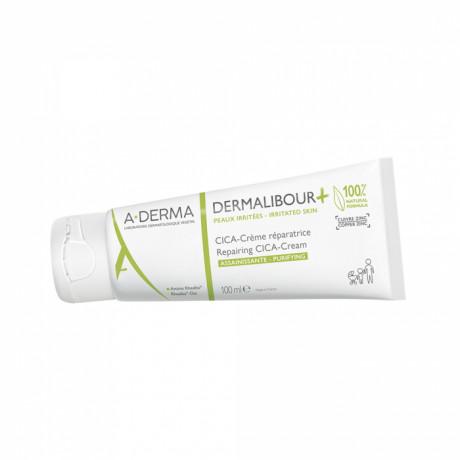 A-derma dermalibour+ cica-crème réparatrice 100ml