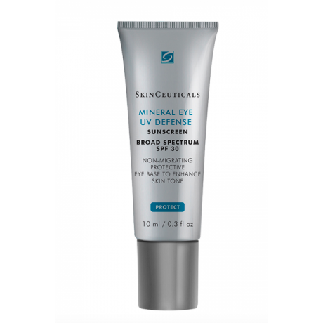Skinceuticals Mineral Eye UV Defense crème solaire yeux SPF30 10ml