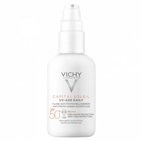 Vichy Capital soleil UV-Age Daily Fuilde anti-photovieillisement SPF50+ 40ml