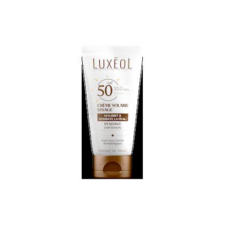 Luxeol crème solaire visage SPF50+ 50ml