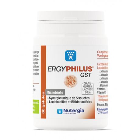 Nutergia Ergyphilus GST 60 gélules