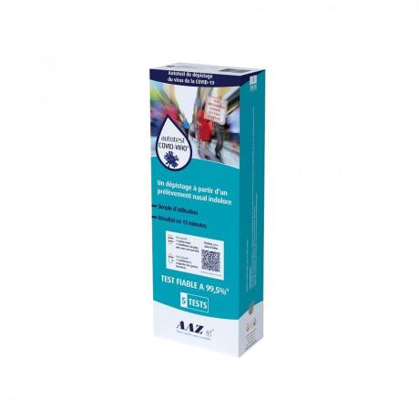 Autotest COVID-VIRO® boite de 5 tests