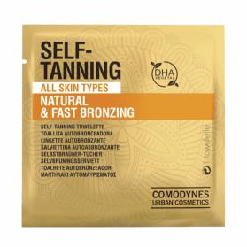 Comodynes Self-Tanning lingettes autobronzante 1 unité