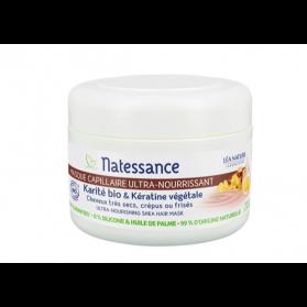 Natessance masque capillaire Karité et Kératine BIO 200ml