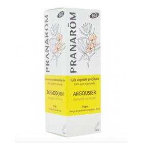 Pranarom huile végétale d'argousier Bio 30 ml