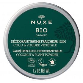 NUXE BIO Déodorant Baume Fraîcheur 24H 50ml