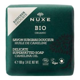 Nuxe Bio Savon Surgras Douceur 100g