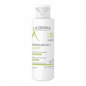 A-derma Dermalibour+ cica gel moussant 100ml