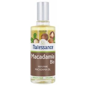 Natessance Huile de Macadamia Bio 50 ml