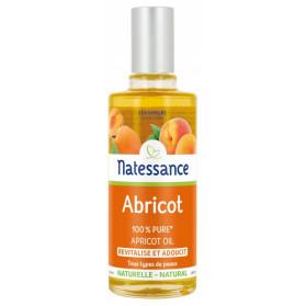 Natessance Huile Revitalisante Abricot 50 ml