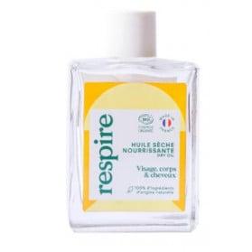 Respire Huile sèche visage corps & cheveux