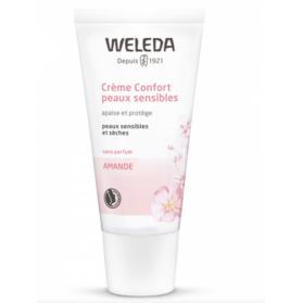 Weleda Amande crème confort peaux sensibles 30ml