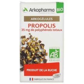 Arkogélules Propolis Bio 130 Gélules
