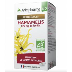 Arkogélules Hamamelis BIO 45 gélules