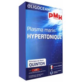 Oligocean Plasma Marin Hypertonique 20 Ampoules