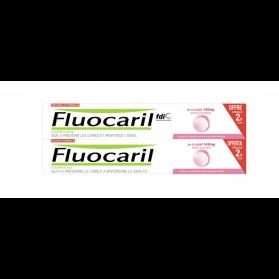 Fluocaril Bi-fluoré dents sensibles 2x75ml