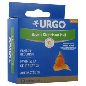 Urgo Baume Cicatrisant Miel 10 Sachets de 0,9 g