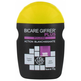Gifrer Bicare Gifrer Plus Poudre Action Blanchissante 15 g