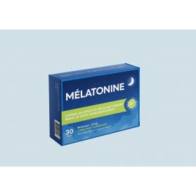 Pharmabest Mélatonine 1,9mg 30 gélules