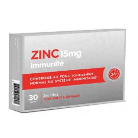 Pharmabest Zinc 15mg 30 gélules