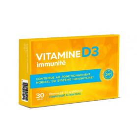 Pharmabest Vitamine D3 30 gélules