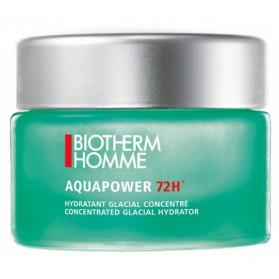 Biotherm Homme Aquapower 72H Hydratant Glacial Concentré 50 ml