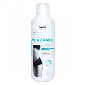 Eafit Vitadraine Drink Draineur & Anti-Rétention d'Eau 500ml