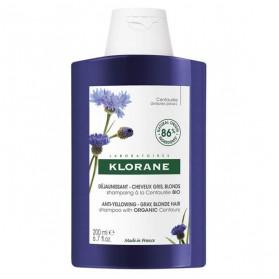 Klorane Centaurée Shampooing Déjaunissant 200ml