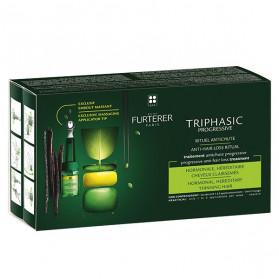 René Furterer Triphasic Progressive 8 ampoules