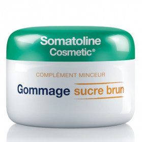 Somatoline Cosmetic Gommage Sucre Brun 350g