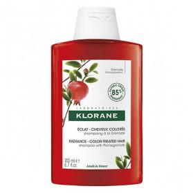 Klorane Grenade Shampooing Eclat Couleur 200ml