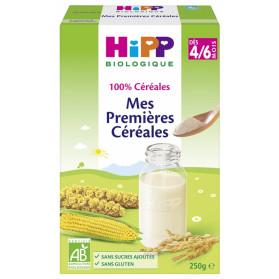 HiPP Mes Premières Céréales dès 4/6 Mois Bio 250 g